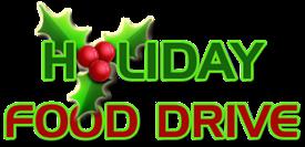 HolidayFoodDrive