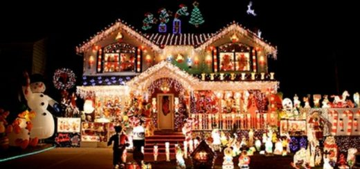 christmas-house-outside-christmas-lights-lights-and-christmas-on-pinterest-520x245