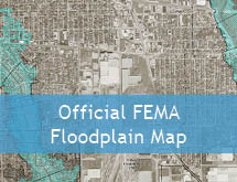 Official FEMA Floodplain Map