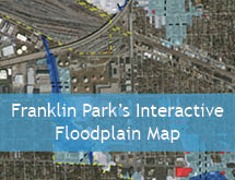 Franklin Park's Interactive Floodplain Map